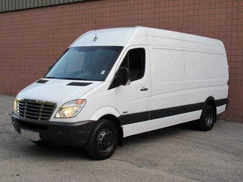 2008 Mercedes-Benz Sprinter Cargo for sale at United Motors Group in Lawrence MA