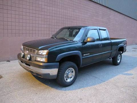 2003 Chevrolet Silverado 2500HD for sale at United Motors Group in Lawrence MA