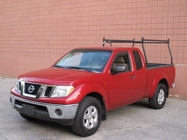 2009 Nissan Frontier 4x4 Se V6 4dr King Cab Pickup 5a In Lawrence Ma