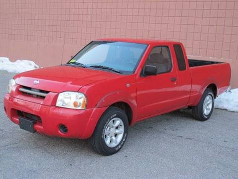 2001 Nissan Frontier for sale at United Motors Group in Lawrence MA