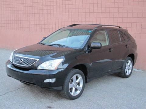 2007 Lexus RX 350 for sale at United Motors Group in Lawrence MA