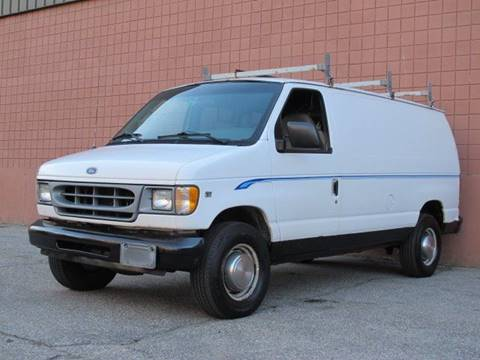 2001 Ford E-Series Cargo for sale at United Motors Group in Lawrence MA