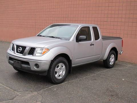 2006 Nissan Frontier for sale at United Motors Group in Lawrence MA