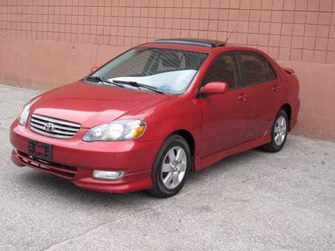 2004 Toyota Corolla for sale at United Motors Group in Lawrence MA
