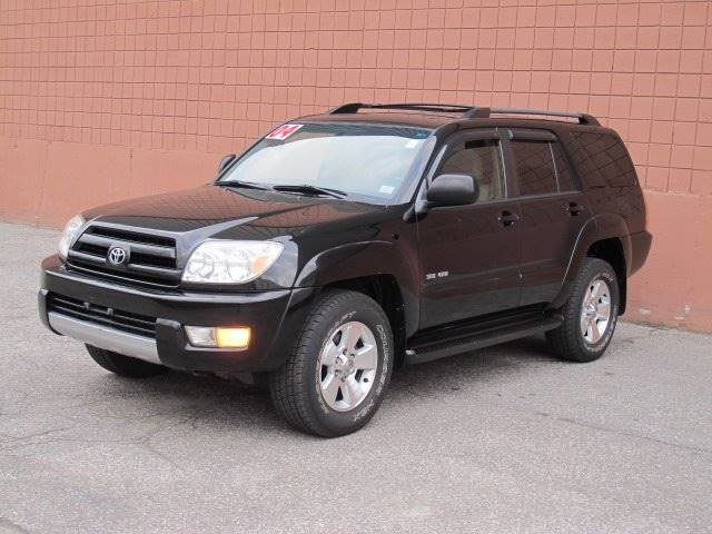 2004 Toyota 4Runner SR5 4WD 4dr SUV   Lawrence MA