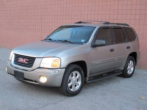 2003 GMC Envoy for sale at United Motors Group in Lawrence MA