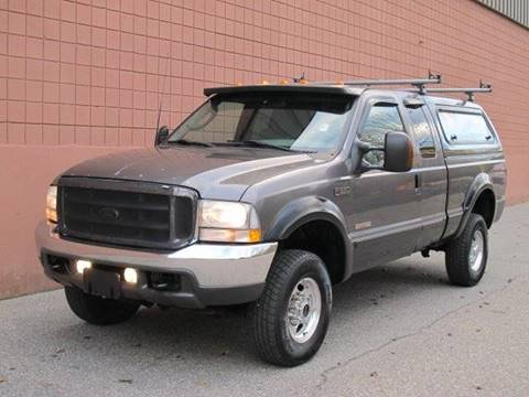 2003 Ford F-350 Super Duty for sale at United Motors Group in Lawrence MA