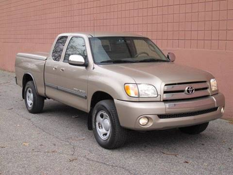 2003 Toyota Tundra for sale at United Motors Group in Lawrence MA