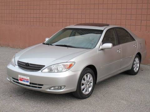 2003 Toyota Camry for sale at United Motors Group in Lawrence MA