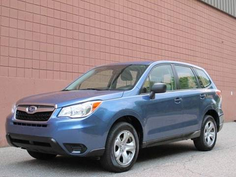 2016 Subaru Forester for sale at United Motors Group in Lawrence MA
