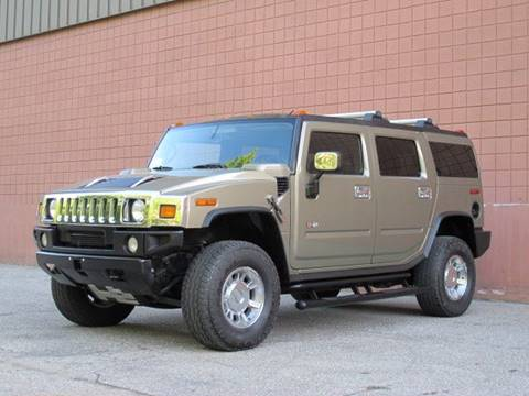 2005 HUMMER H2 for sale at United Motors Group in Lawrence MA