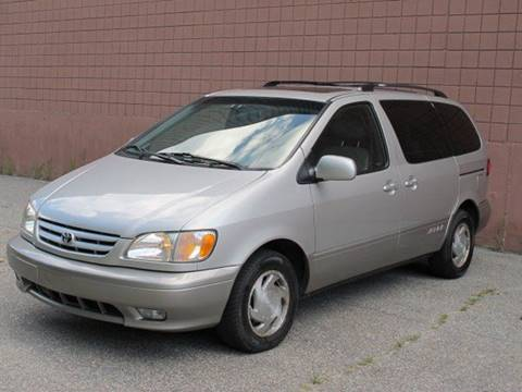 2003 Toyota Sienna for sale at United Motors Group in Lawrence MA