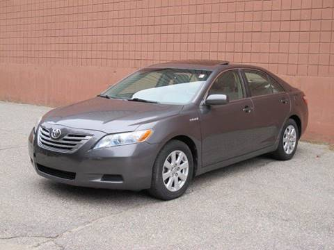 2007 Toyota Camry Hybrid for sale at United Motors Group in Lawrence MA