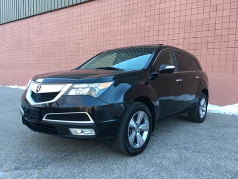2012 Acura MDX for sale at United Motors Group in Lawrence MA