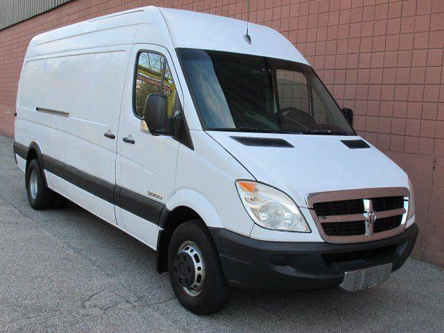 2008 Dodge Sprinter Cargo 3500 3dr 170 In Wb High Roof Drw