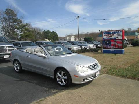 2005 Mercedes-Benz CLK for sale in Newport News, VA
