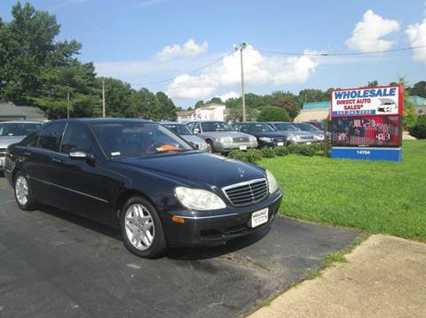 2006 Mercedes-Benz S-Class for sale in Newport News, VA