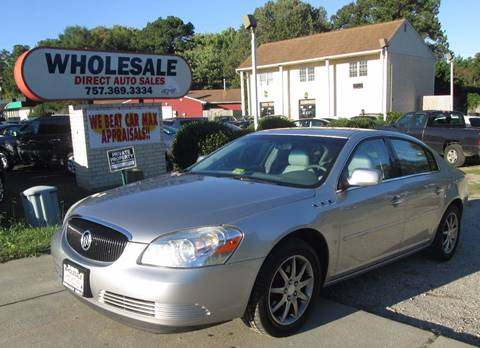 2006 Buick Lucerne for sale in Newport News, VA