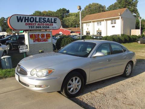 2005 Buick LaCrosse for sale in Newport News, VA