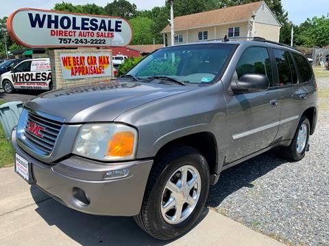 2007 GMC Envoy for sale in Newport News, VA