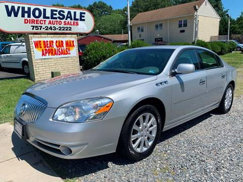 2011 Buick Lucerne for sale in Newport News, VA