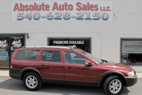 2007 Volvo XC70 for sale in Fredericksburg, VA