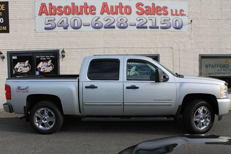 Absolute Auto Sales Car Dealer In Fredericksburg Va