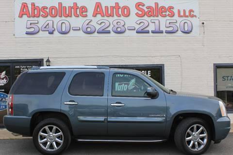 2008 GMC Yukon for sale in Fredericksburg, VA
