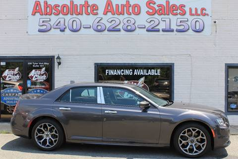 Absolute Auto Sales >> Absolute Auto Sales Fredericksburg Va Inventory Listings