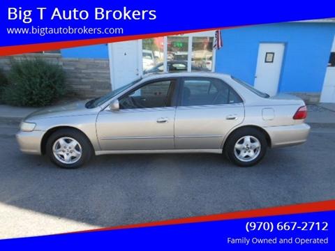 2000 Honda Accord for sale in Loveland, CO