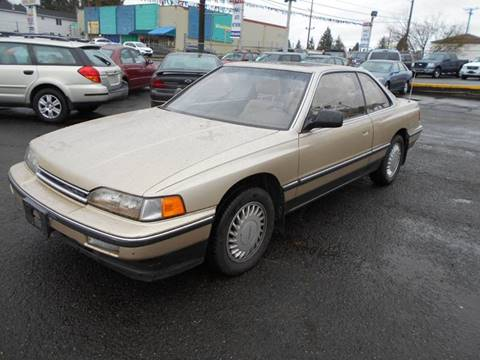 Acura Legend For Sale In Huntington NY Carsforsalecom - Acura legend for sale