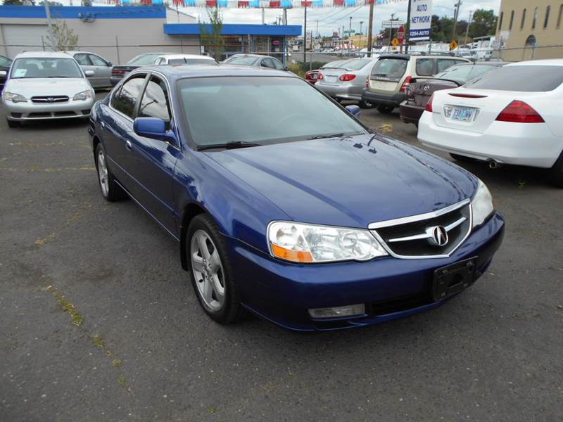 Acura TL TypeS WNavi In Portland OR Family Auto Network - 2003 acura cl type s for sale