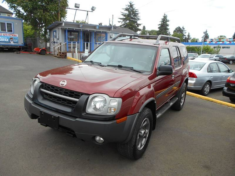 2004 Nissan Xterra For Sale At Family Auto Network In Portland OR