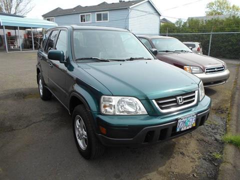 2001 Honda CR-V for sale in Portland, OR