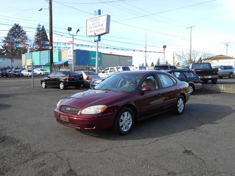 2005 Ford Taurus for sale in Portland, OR