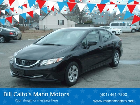 2015 Honda Civic for sale in Warwick, RI