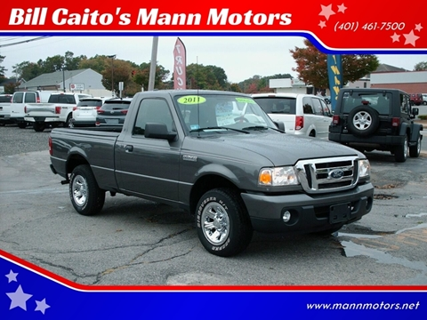 2011 Ford Ranger for sale in Warwick, RI