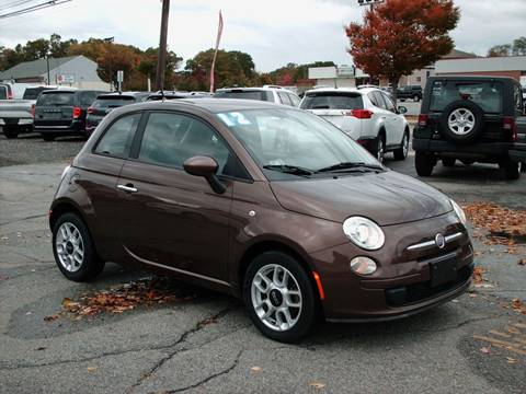 2012 FIAT 500 for sale in Warwick, RI