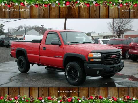 2004 GMC Sierra 2500HD for sale in Warwick, RI