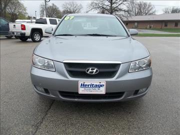 2007 Hyundai Sonata for sale in Oconto Falls, WI