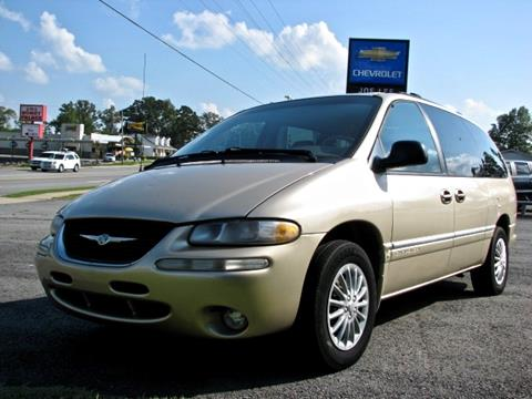 1998 Chrysler Town and Country for sale in Clinton, AR
