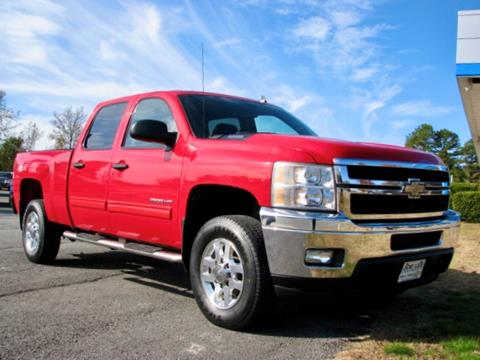 2011 Chevrolet Silverado 2500HD for sale in Clinton, AR