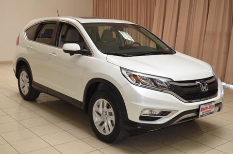 2016 Honda CR-V for sale in Bakersfield, CA