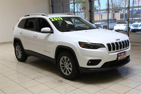 2019 Jeep Cherokee Latitude Plus for sale at Motor City Auto Center in Bakersfield CA