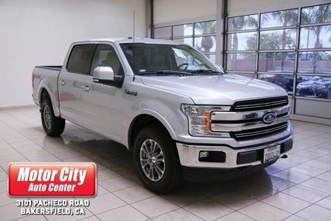 2018 Ford F-150 for sale in Bakersfield, CA