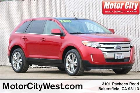 2011 Ford Edge for sale in Bakersfield, CA