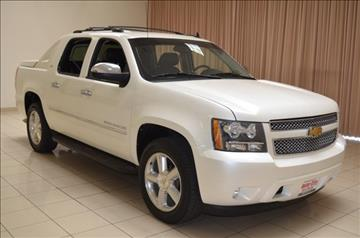 2012 Chevrolet Avalanche for sale in Bakersfield, CA