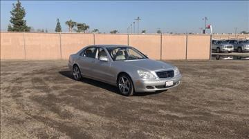 2005 Mercedes-Benz S-Class for sale in Bakersfield, CA
