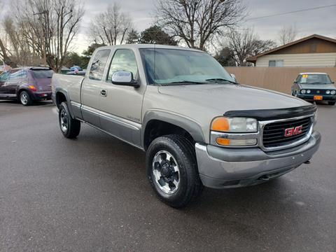 2000 GMC Sierra 2500 for sale in Twin Falls, ID
