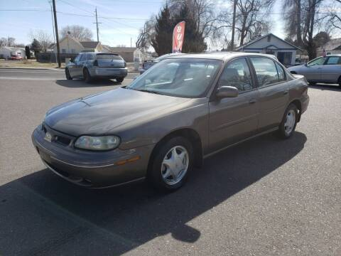 1999 Oldsmobile Cutlass GLS for sale at Progressive Auto Sales in Twin Falls ID